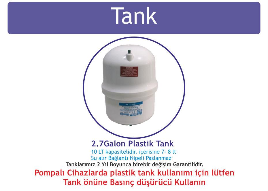 plastik tank